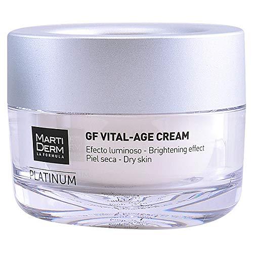 Crema de Día Hidratante Platinum Gf Martiderm (50 ml)   Cuidado de tu piel   Cremas antiarrugas, exfoliantes, antiedad, corporales