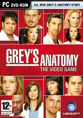 Codegame Anatomía De Grey El Videojuego