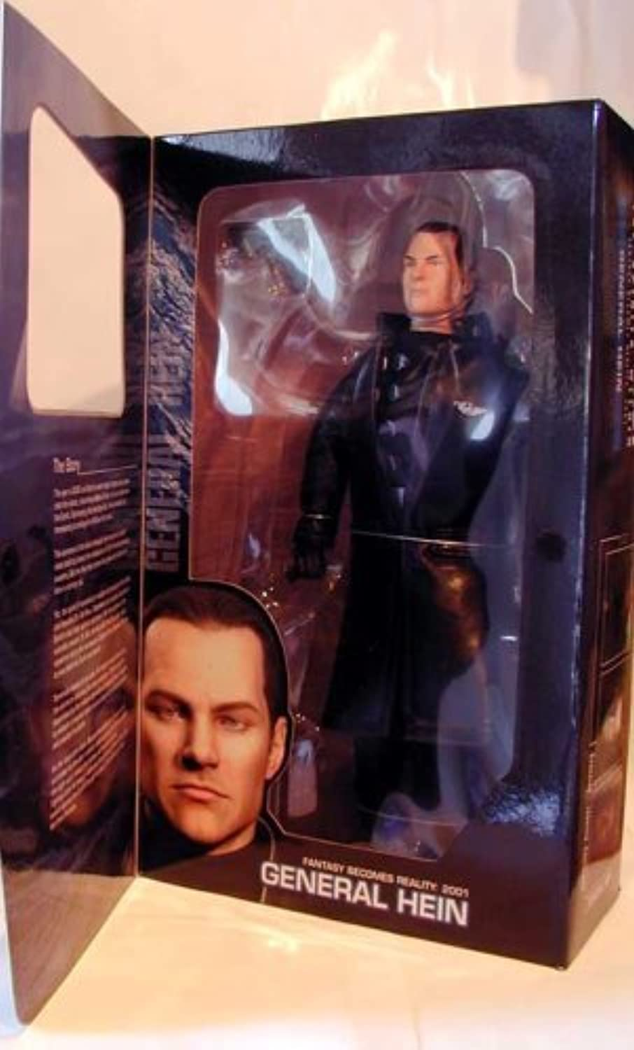 General Hein Action Figure by Final Fantasy