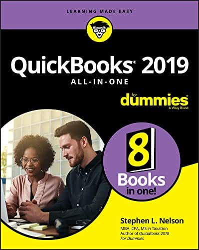 QuickBooks 2019 All-in-One For Dummies (For Dummies (Business & Personal Finance)) (English Edition)