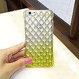 Sloskei iPhone 6/6s plus, Transparent anti fall air bag non slip handle silica gel mobile phone cover for iPhone 6/6s plus Case