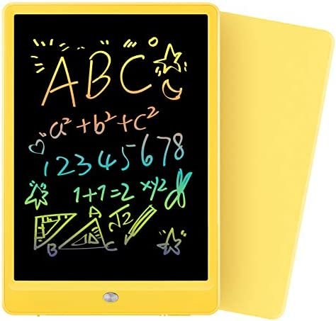 Orsen LCD Writing Tablet 10 Inch Colorful Doodle Board Drawing Tablet Erasable Reusable Writing product image