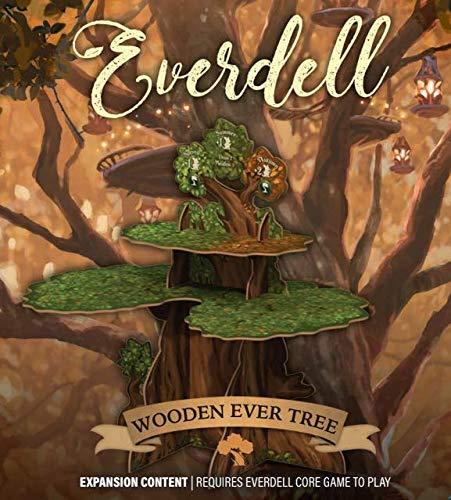 Starling Games everdell: Holz überhaupt Baum