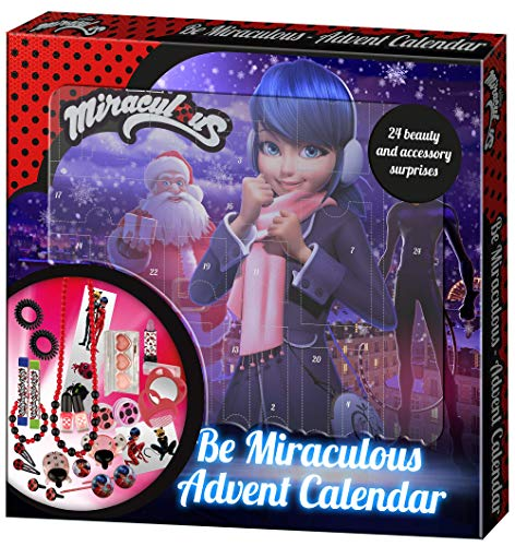 Be Miraculous Advent Calendar Beauty-adventskalender van Miraculous
