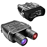 ISHARE Night Vision Binoculars 2.31''TFT LCD Infrared Night Vision 300M Hunting Binocular, Digital Infrared Night Vision Scope with IP56 HD Video Recorder for Hunting & Wildlife Monitoring