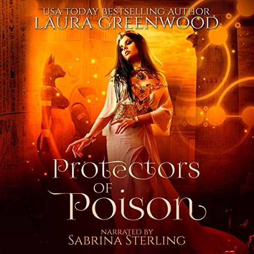 Protectors of Poison cover art