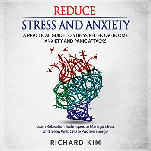 Reduce Stress and Anxiety: A Practical Guide to Stress Relief, Overcome Anxiety and Panic Attacks cover art