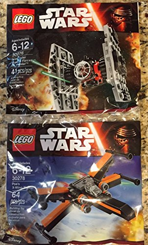 NEW! LEGO STAR WARS THE FORCE AWAKENS 30278 POE'S