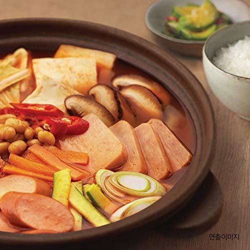 [ 5 Packs ] CJ Bibigo Korean Spam Budae jjigae stew 스팸부대찌개 460g