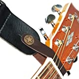 ouying1418 Leather Guitar Strap Electric Guitar Adjustable Shoulder Strap Musical Parts