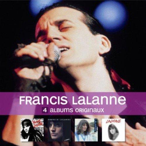 4 Albums Originaux : Francis Lalanne : 4 Albums Originaux