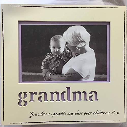 Shop Inc Grand-mère en Bois Cadre Photo Sentiment 6 x 4 Anniversaire mères Noël Loi sur Le Jour