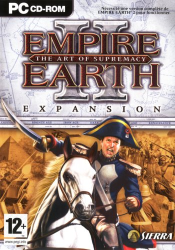 Empire Earth II Expansion : The Art of Supremacy (Disque additionnel) [FR Import]