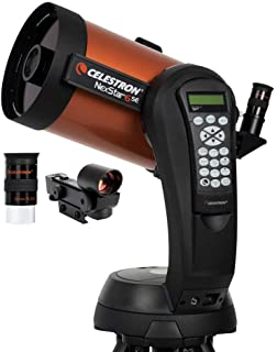 Best Celestron - NexStar 6SE Telescope - Computerized Telescope for Beginners and Advanced Users - Fully-Automated GoTo Mount - SkyAlign Technology - 40,000 plus Celestial Objects - 6-Inch Primary Mirror Review