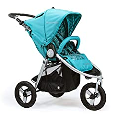 The Indie stroller frame is a welded, lightweight anodized aluminum created for superior durability and performance. Adorned with a secure front brake, parent wrist strap on a modifiable TPR handle, and 5-point breakaway harness protects your little ...