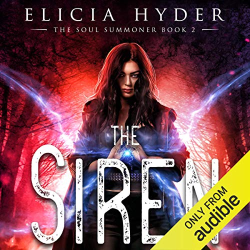 The Siren Audiobook By Elicia Hyder cover art