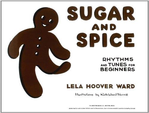 Sugar And Spice -for Piano-: Noten für Klavier