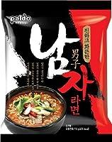 韓国食材/韓国ラ-メン★パルド 男子ラーメン 115g★