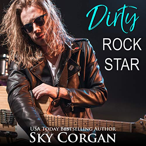 Dirty Rock Star audiobook cover art