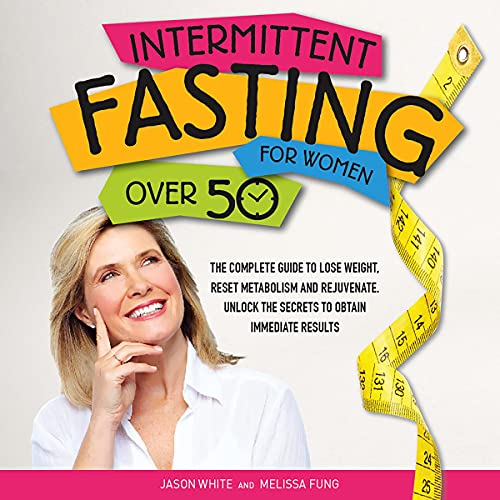 Intermittent Fasting for Women over 50 cover art