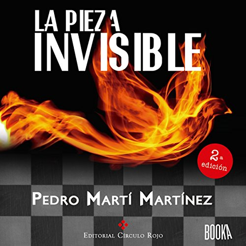 La Pieza Invisible [The Invisible Piece] audiobook cover art