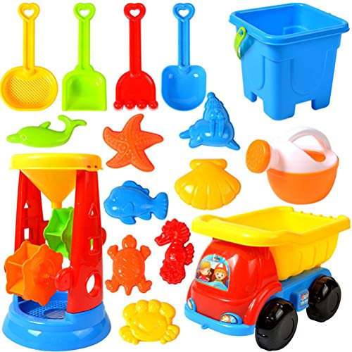 Strand Sand Spielzeug Set Sommer Outdoor Strand Spielzeug Sand Wasser Rad Gießkanne