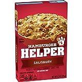 Hamburger Helper, Salisbury, 6.2 oz box (Pack of 12)