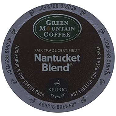 Keurig 15508 K-Cup Mini-Brewers, Green Mountain Nantucket Blend-18 cups