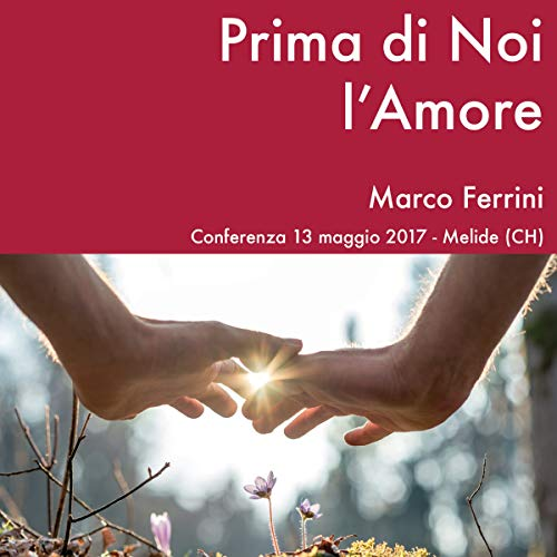 Prima di noi l'Amore audiobook cover art