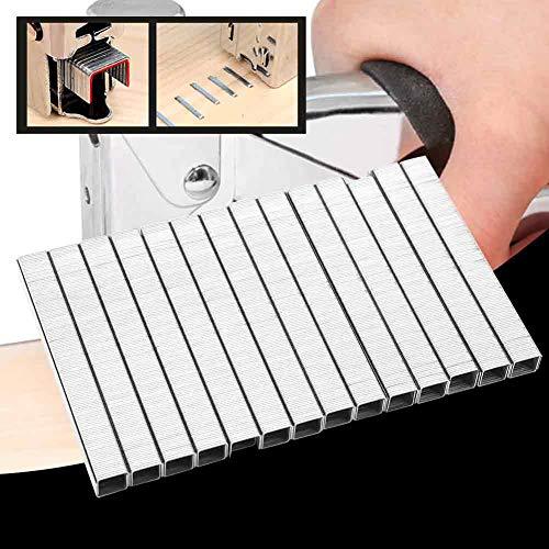 Clavo en forma de U, clavos grapados, antiinterferencias para el hogar, oficina, taller de carpintería, uso general(1010F)