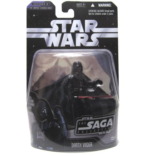 Hasbro Darth Vader Battle of Hoth TSC013 - Star Wars The Saga Collection 2006