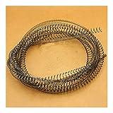 Molle 2PCS di compressione Molla a spirale Molle a lungo a trazione Molle di diametro 1,5 millimetri Wire * (14-24) mm Out Diametro * 1000 millimetri Lunghezza per la lavorazione dei metalli