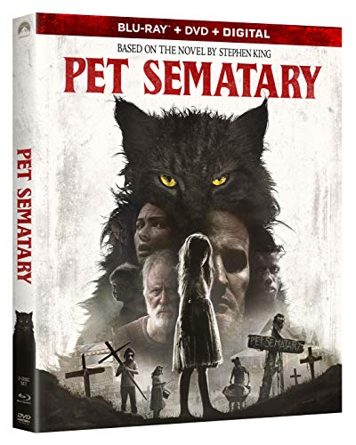 Pet Sematary (2019) [Blu-ray + DVD + Digital] $5 - $5
