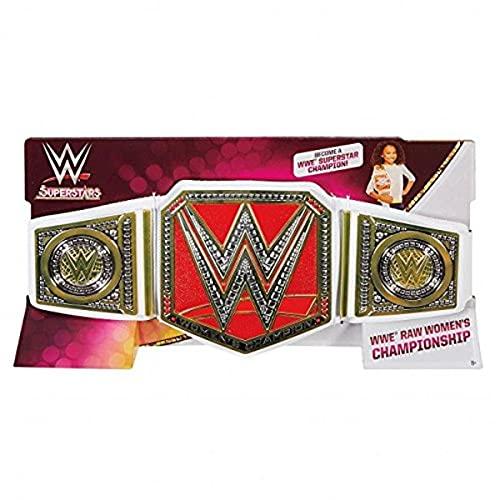 WWE FFR13 - Cinturón de Tirantes para Mujer