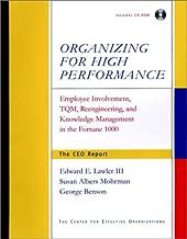 لتنظيم لهاتف عالية الأداء: للموظفين involvement ، tqm ، فإن إعادة هندسة ، و خبرة في إدارة Fortune 1000