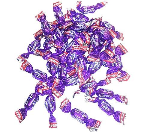 FRUTTI DI BOSCO ZERO+ MANGINI 1Kg 1 busta caramelle dure senza zucchero gusto frutti di bosco incartate singolarmente