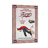 RUIQIU Fargo Filmposter, cooles Poster, Kunstdrucke,