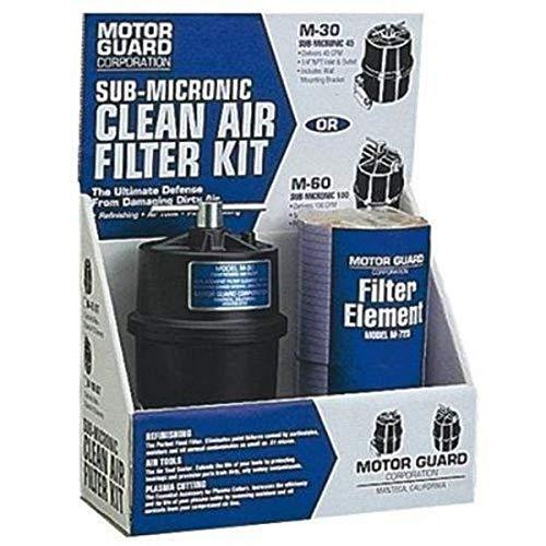 Motor Guard M-100-KIT 1/2 NPT Clean Air Filter Kit