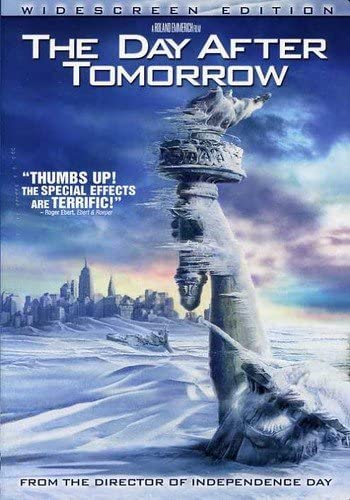 The Day After Tomorrow Widescreen Edition product image