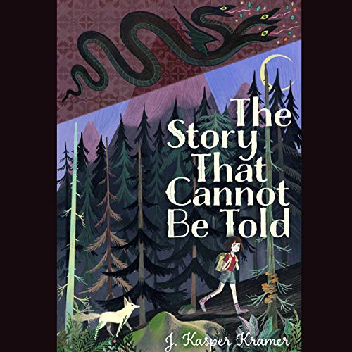 The Story That Cannot Be Told audiobook cover art