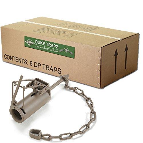 Duke DP Dog Proof Trap (6 Traps)