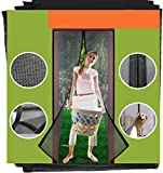 Homearda Magnetic Screen Door Fiberglass-New Upgraded Magnets&...