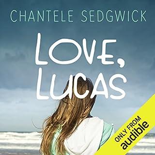 Love, Lucas audiobook cover art