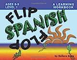 Flip Flop Spanish: Ages 6-9: Level 1 (Book + Audio CD)
