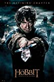 1art1 Der Hobbit - Battle of Five Armies Bilbo Poster 91 x