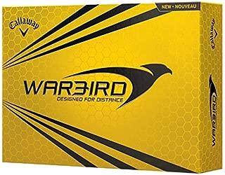 Callaway Warbird Golf Balls, Prior Generation, (One Dozen)
