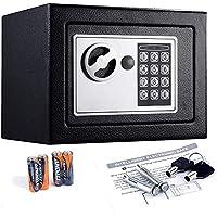 Plohee Electronic Construction Hidden Digital Home Security Box with Keys