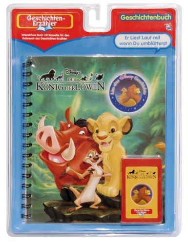 Geschichten-Erzähler: Der König der Löwen: Zusatz-Set mit Buch und Chip