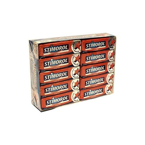 Stimorol Original Kaugummi 30 x 14g Packung (Zuckerfrei)