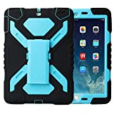 iPad Mini 4 /Mini 5 Case, Feitenn Dual Layer Soft Rugged Hard PC
